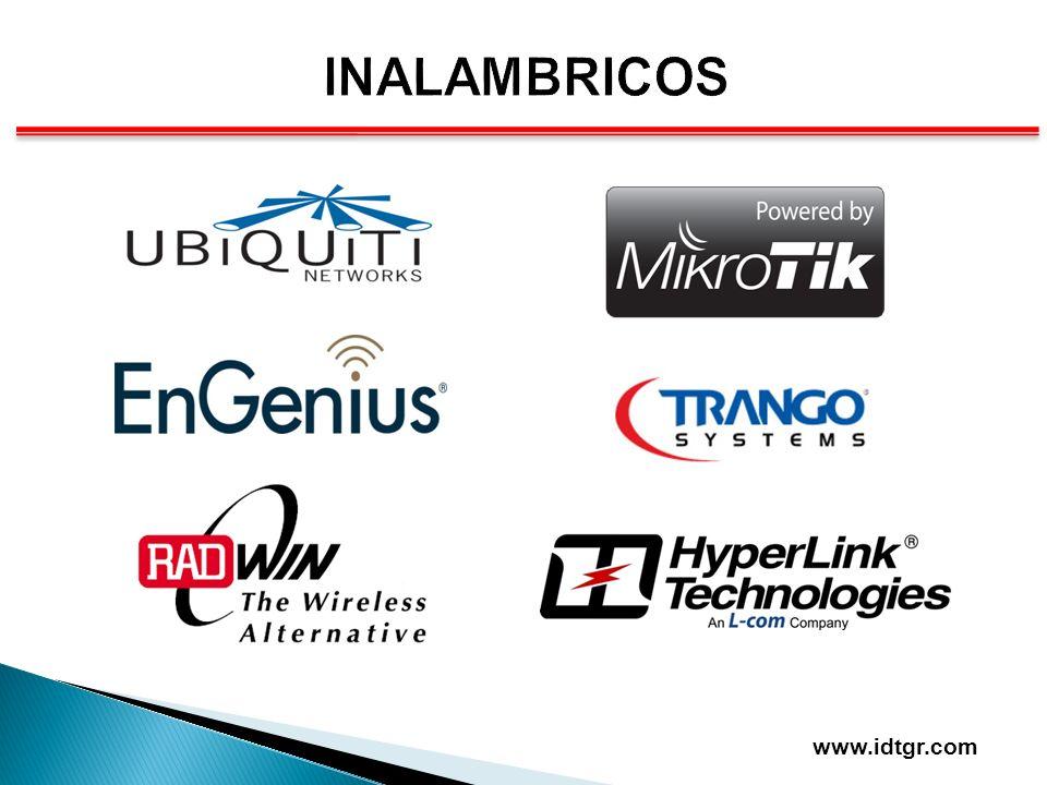 INALAMBRICOS www.idtgr.com