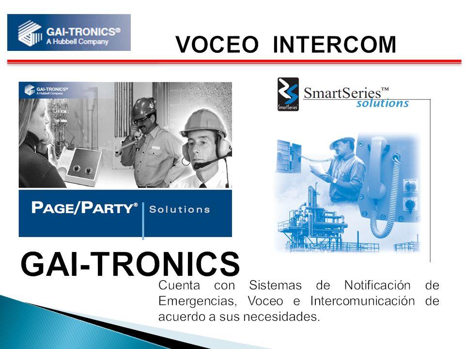 GAI-TRONICS VOCEO INTERCOM
