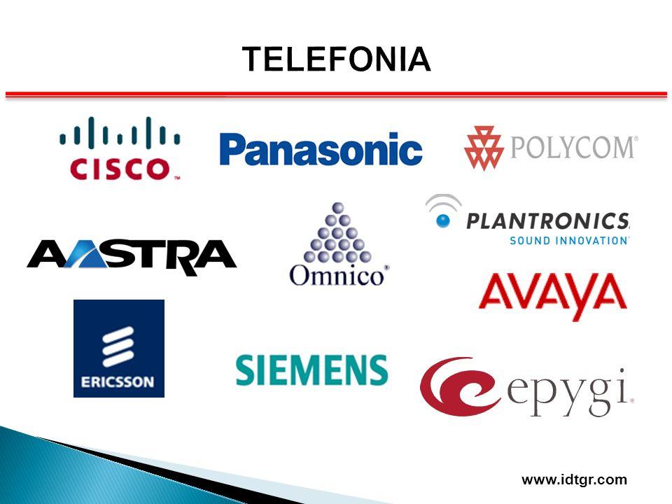 TELEFONIA www.idtgr.com