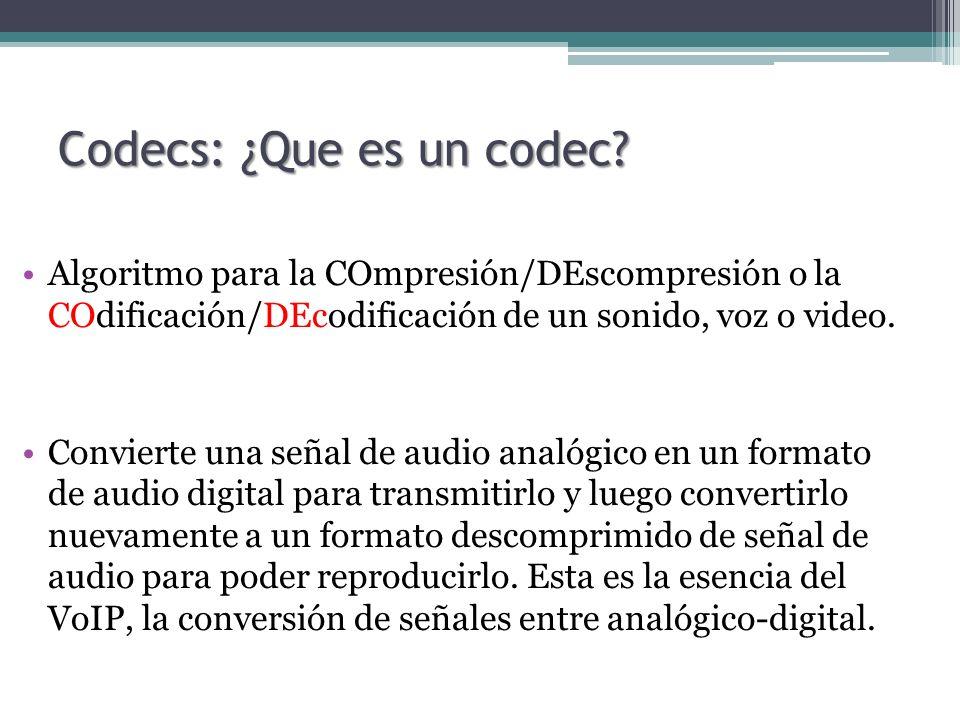 Codecs: ¿Que es un codec