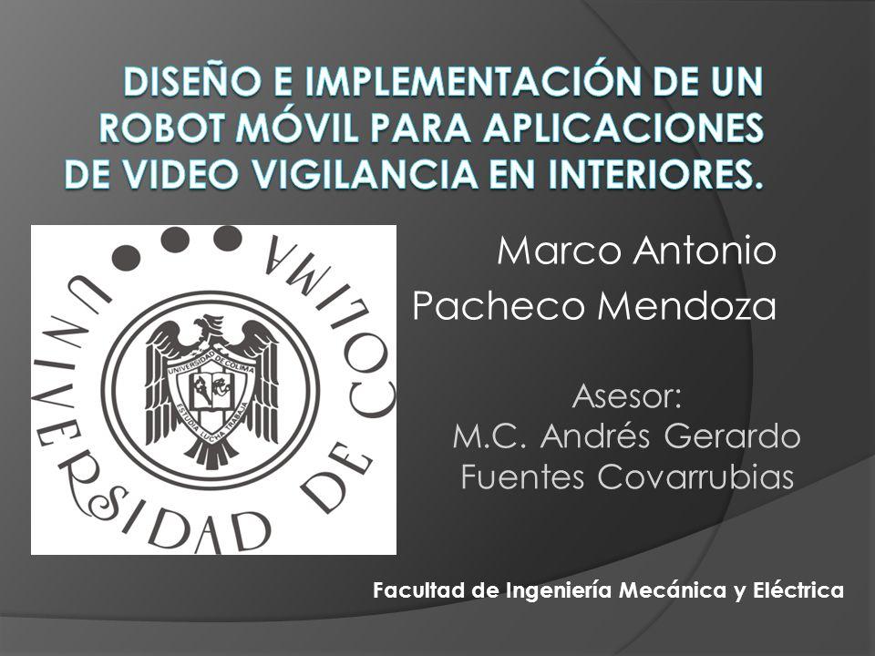 Marco Antonio Pacheco Mendoza