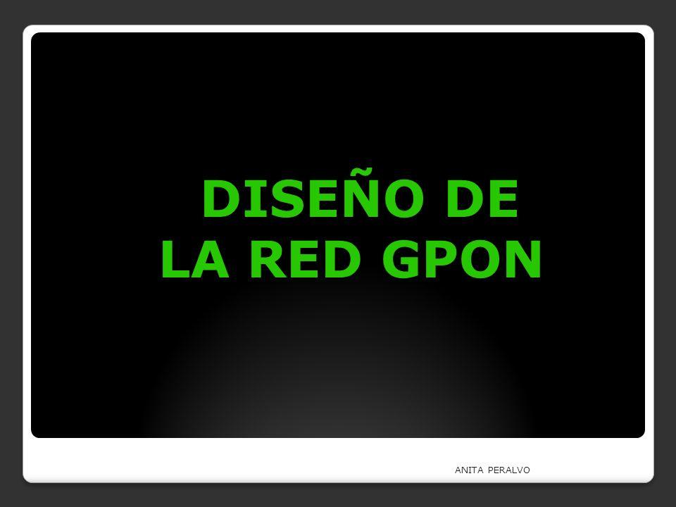 DISEÑO DE LA RED GPON ANITA PERALVO