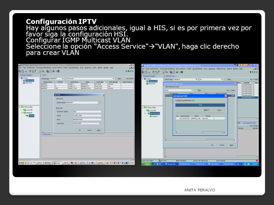Configurar IGMP Multicast VLAN