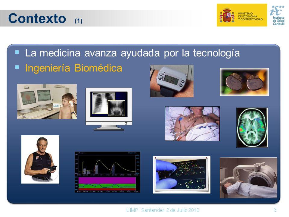 UIMP- Santander- 2 de Julio 2010