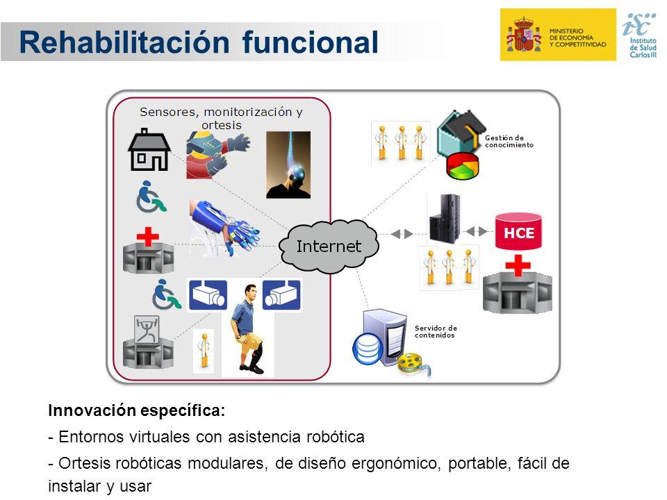 Rehabilitación funcional