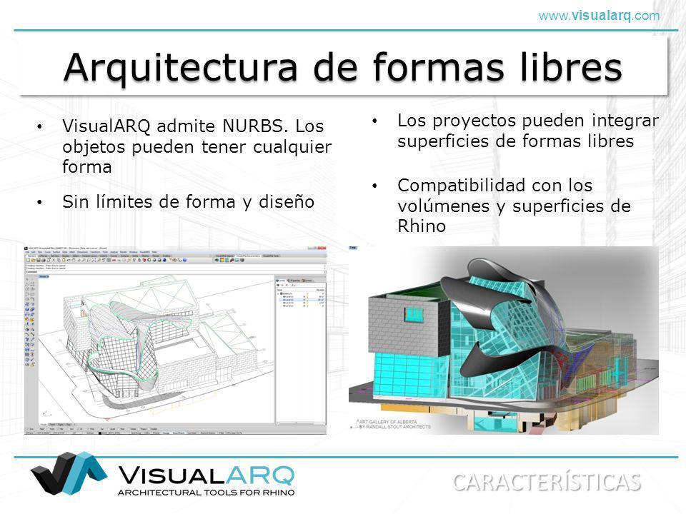 Arquitectura de formas libres