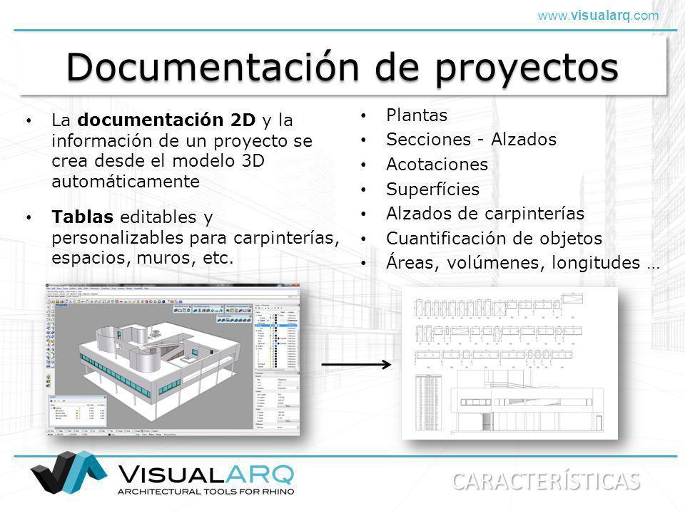 Documentación de proyectos