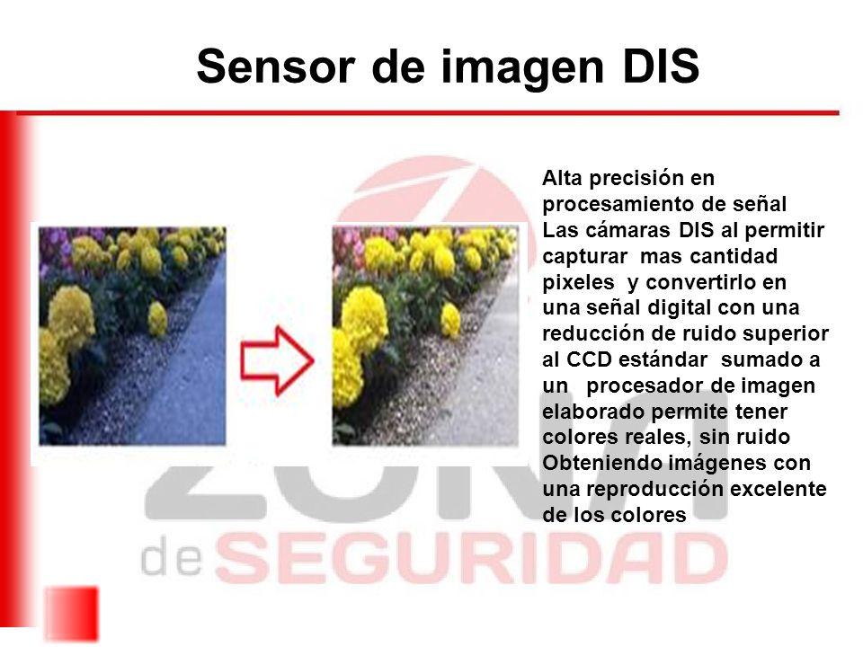 Sensor de imagen DIS