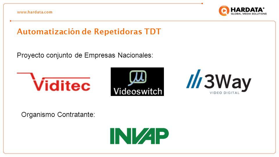 Automatización de Repetidoras TDT