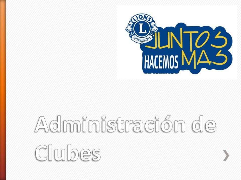 Administración de Clubes