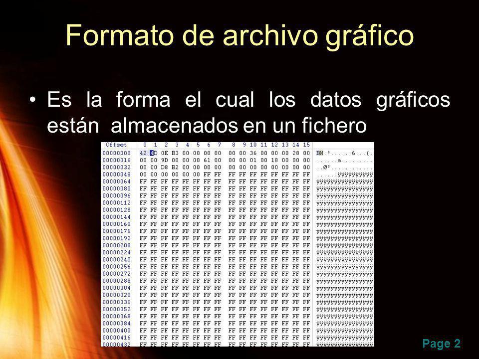 Formato de archivo gráfico