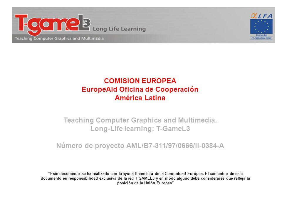 EuropeAid Oficina de Cooperación América Latina