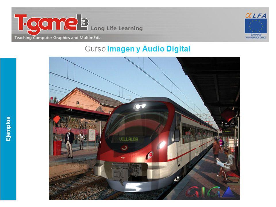 Curso Imagen y Audio Digital