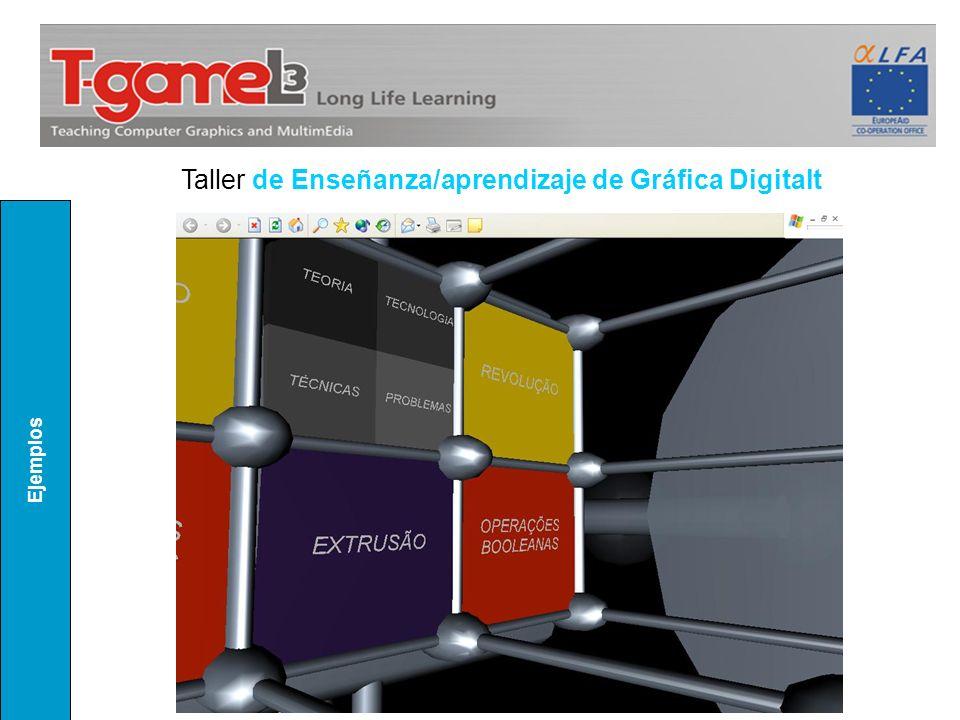Taller de Enseñanza/aprendizaje de Gráfica Digitalt