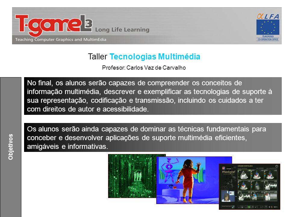 Taller Tecnologias Multimédia