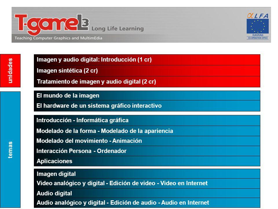 Imagen y audio digital: Introducción (1 cr)