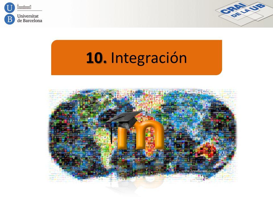 10. Integración
