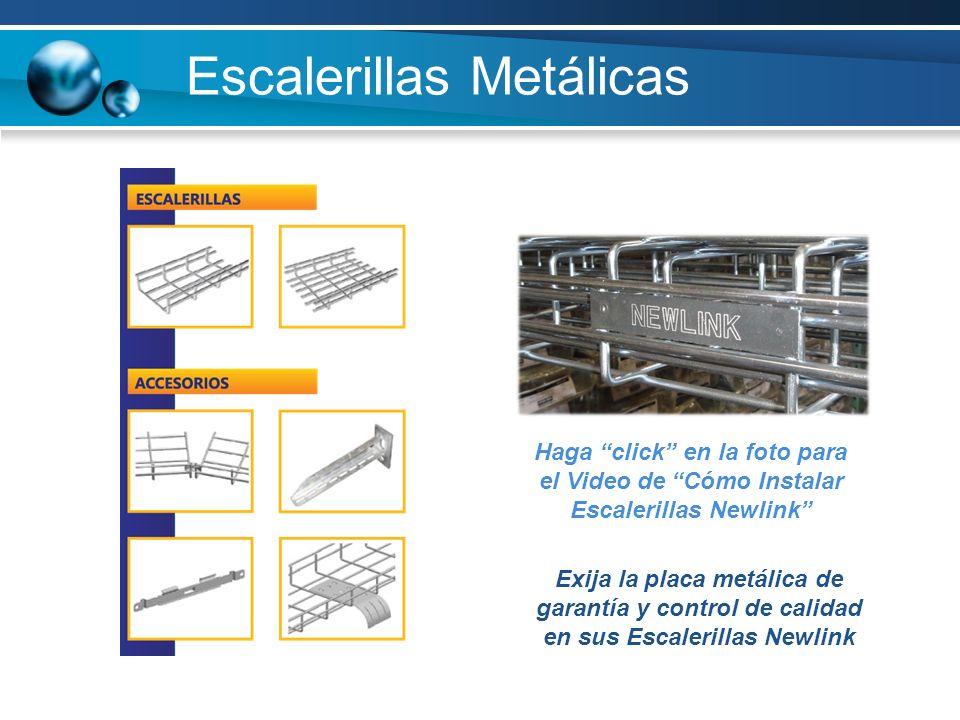 Escalerillas Metálicas