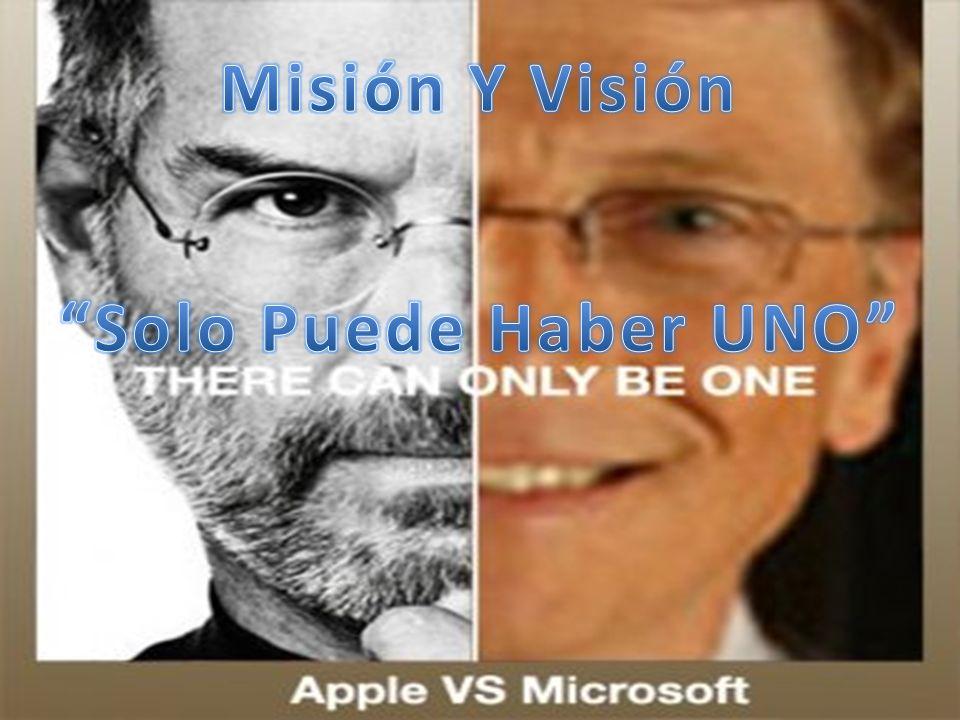 Misión Y Visión Solo Puede Haber UNO
