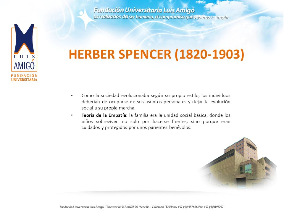 HERBER SPENCER (1820-1903)