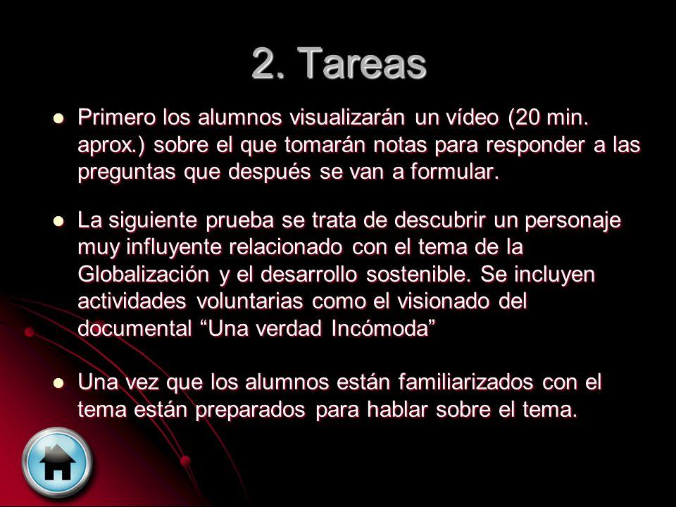 2. Tareas