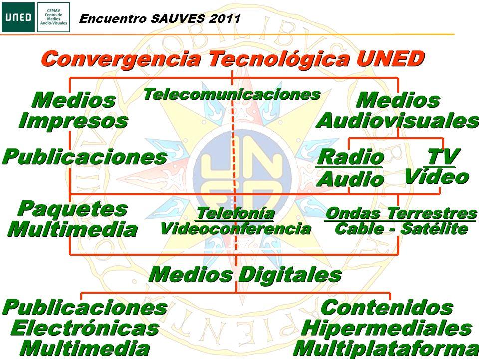 Convergencia Tecnológica UNED