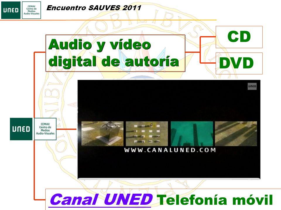 Canal UNED Telefonía móvil