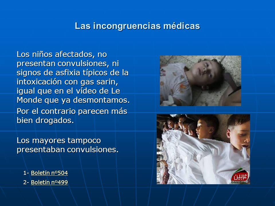Las incongruencias médicas