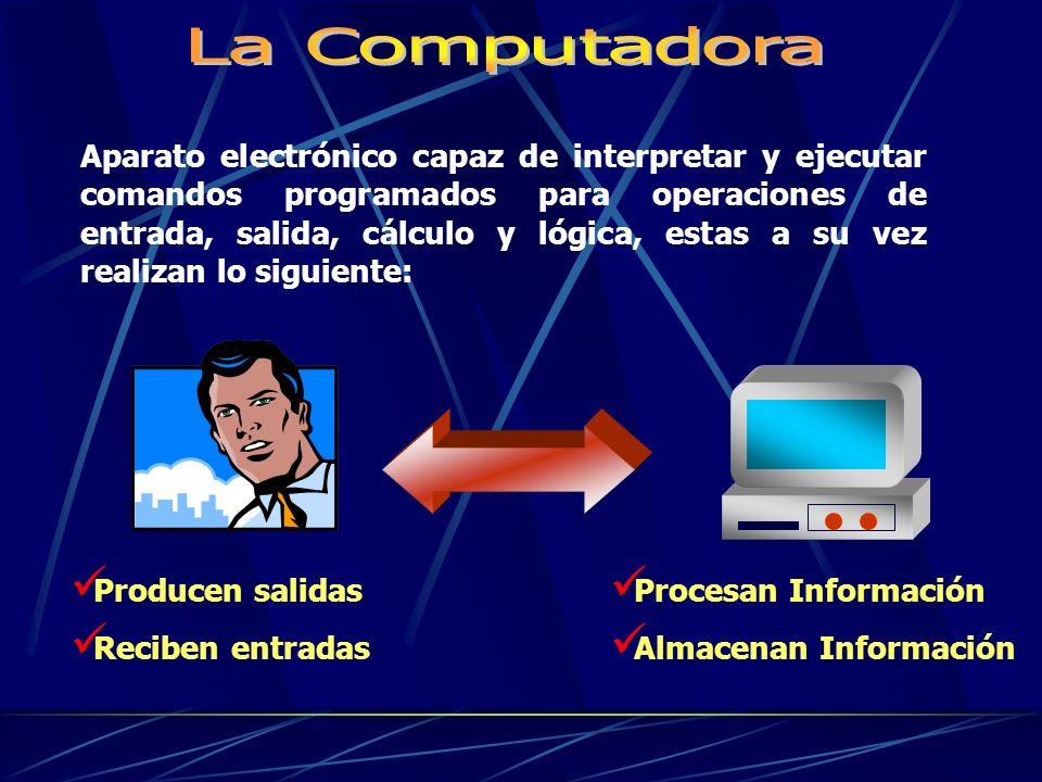 La Computadora