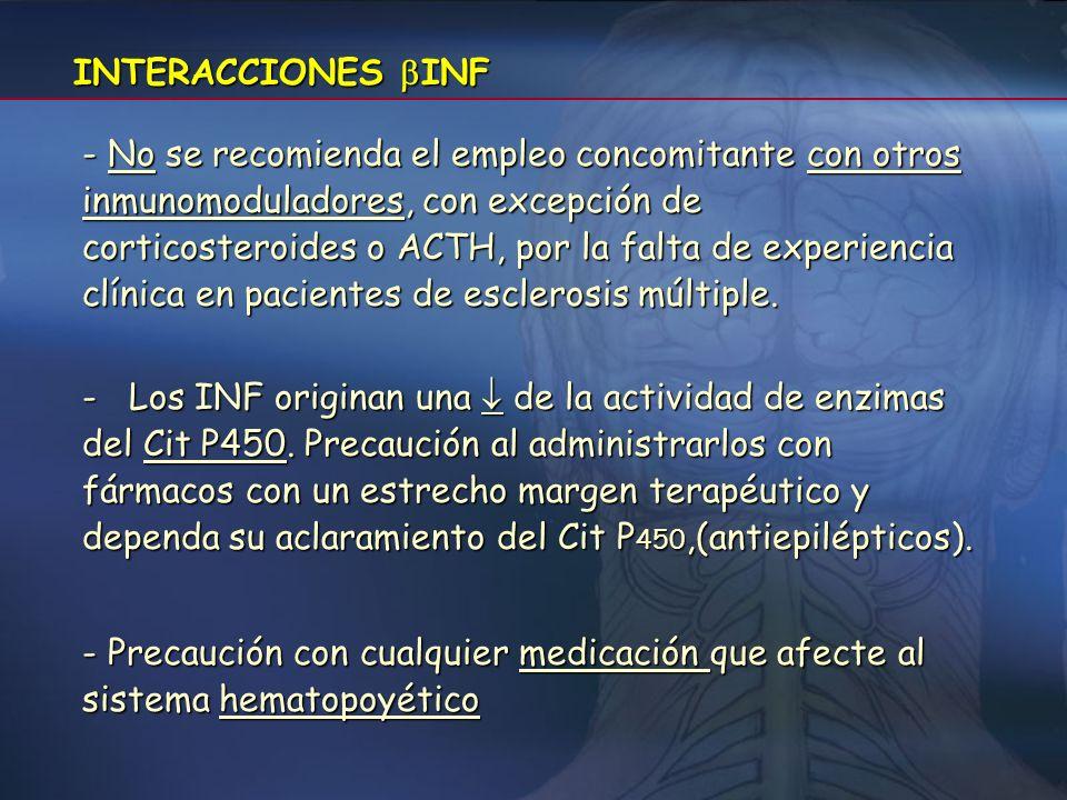 INTERACCIONES INF