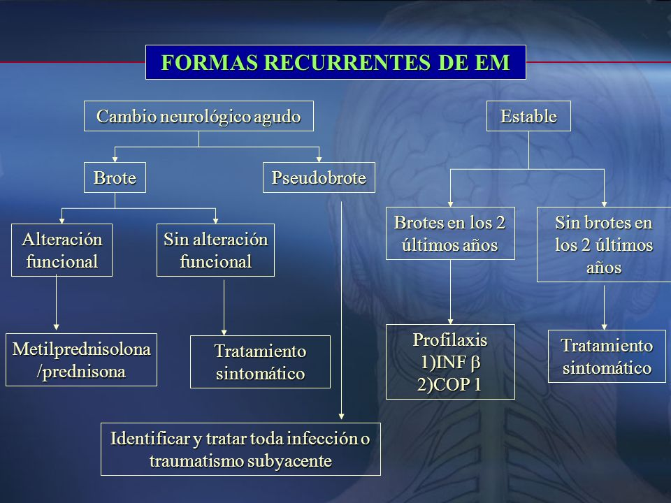 FORMAS RECURRENTES DE EM