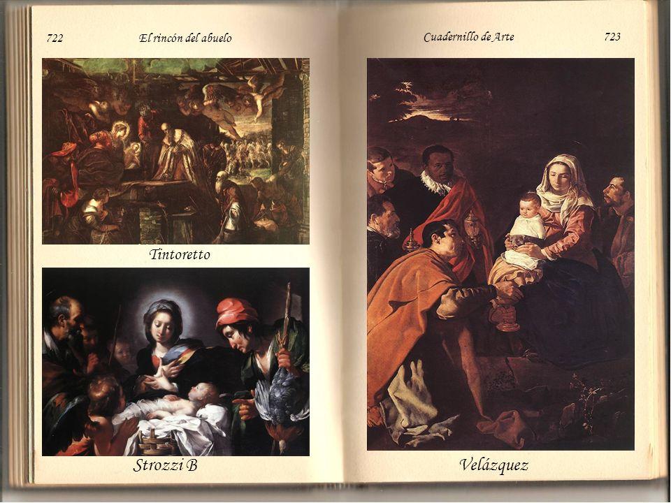 Strozzi B Velázquez Tintoretto 722 El rincón del abuelo