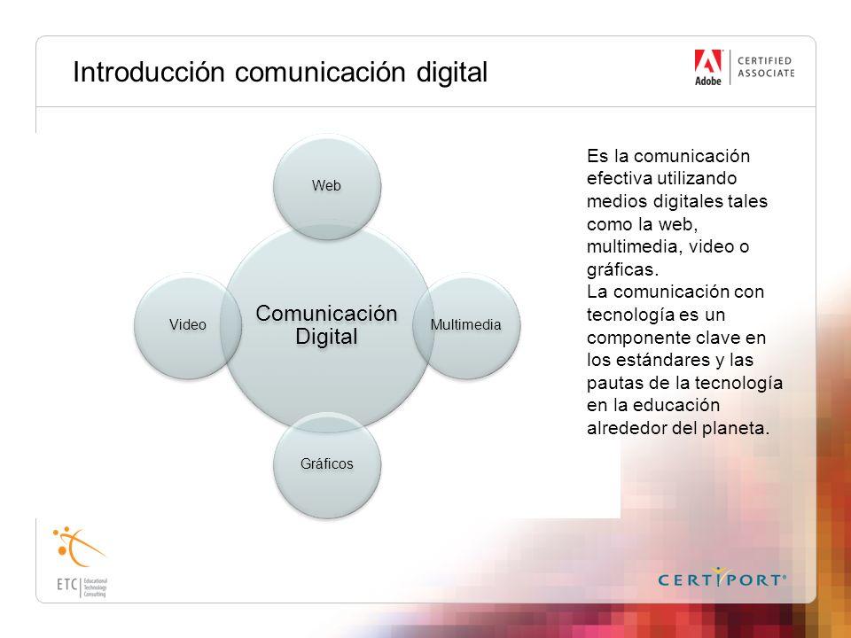 Introducción comunicación digital