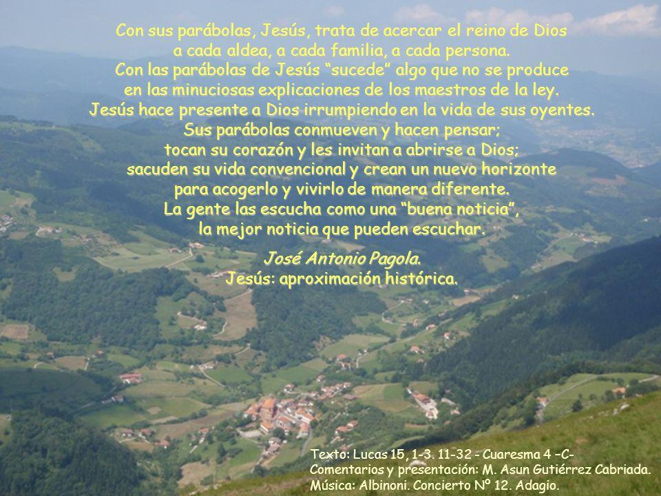 José Antonio Pagola. Jesús: aproximación histórica.