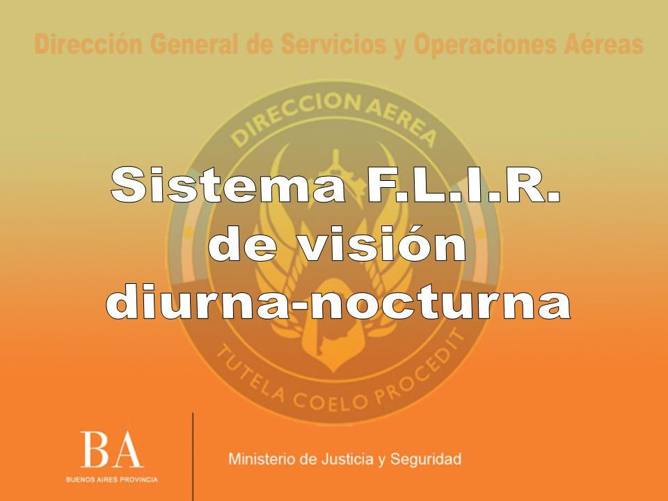 Sistema F.L.I.R. de visión diurna-nocturna 28