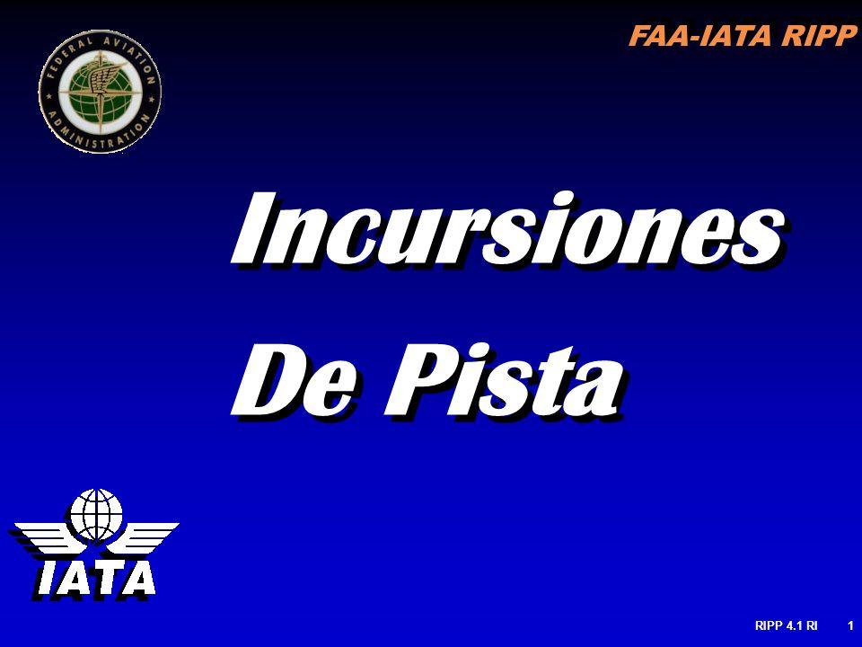 Incursiones De Pista RIPP 4.1 RI