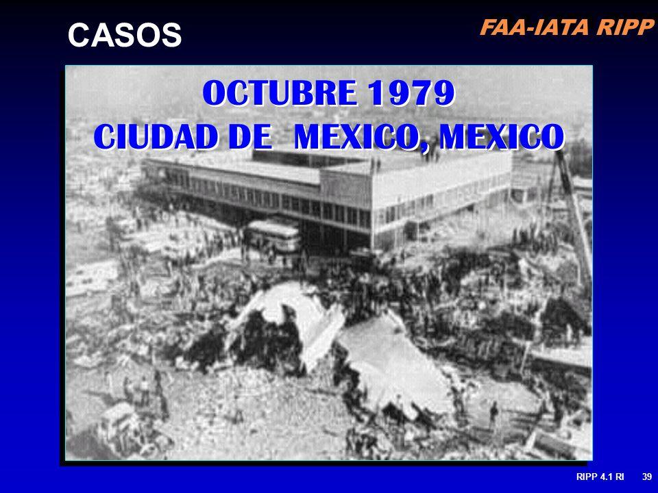 OCTUBRE 1979 CIUDAD DE MEXICO, MEXICO