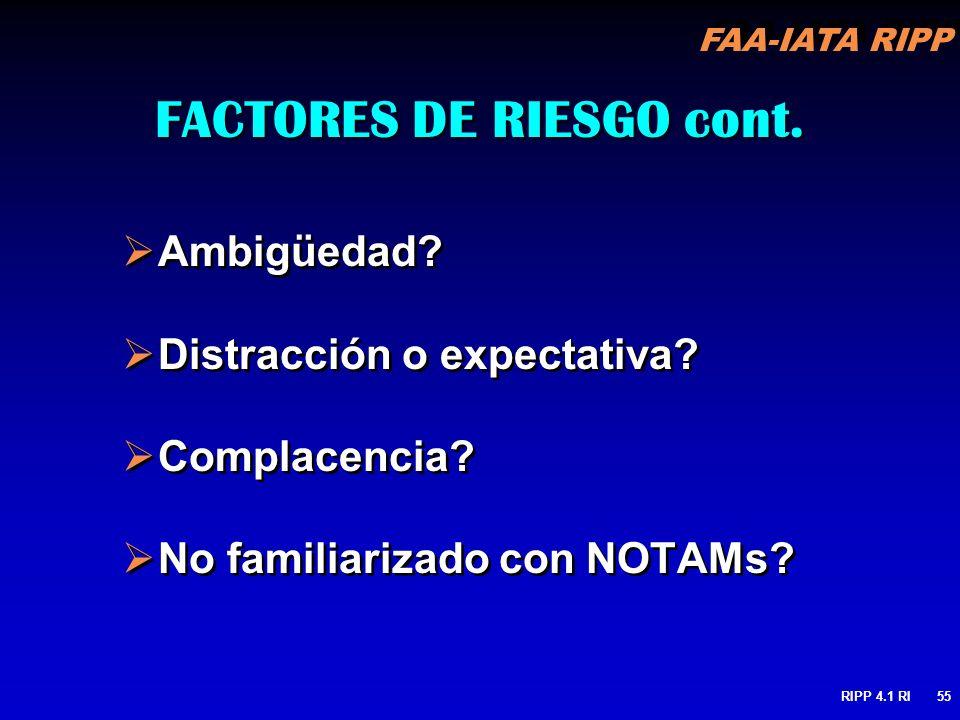 FACTORES DE RIESGO cont.
