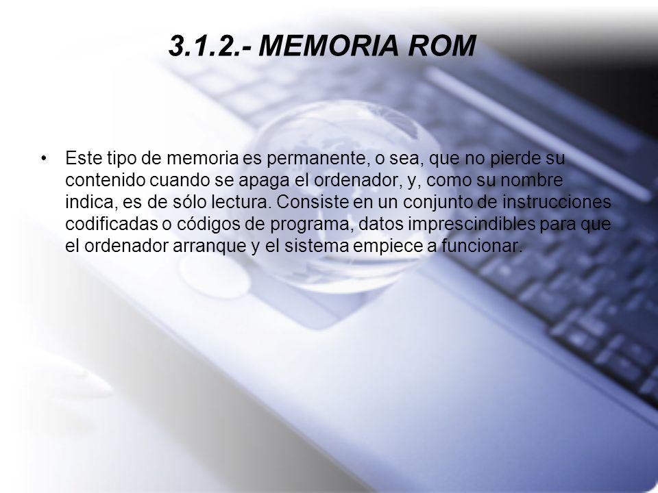 3.1.2.- MEMORIA ROM