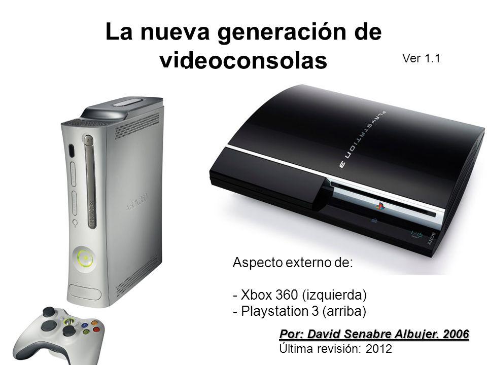 La nueva generación de videoconsolas