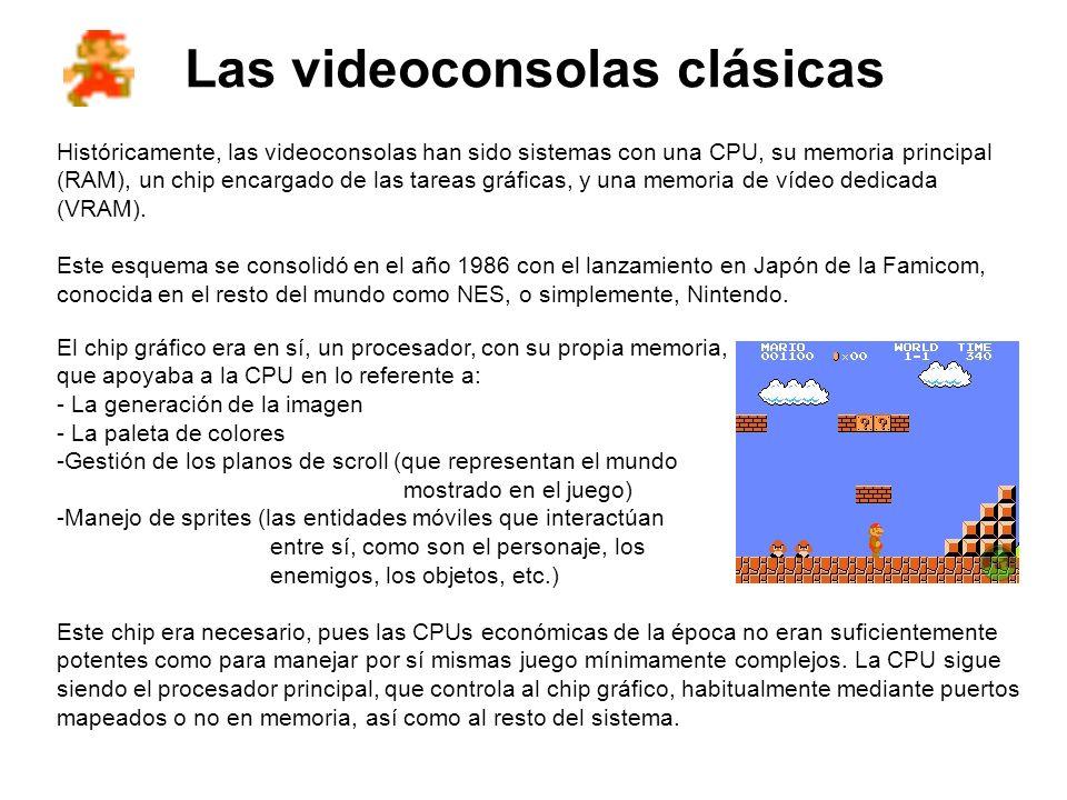 Las videoconsolas clásicas