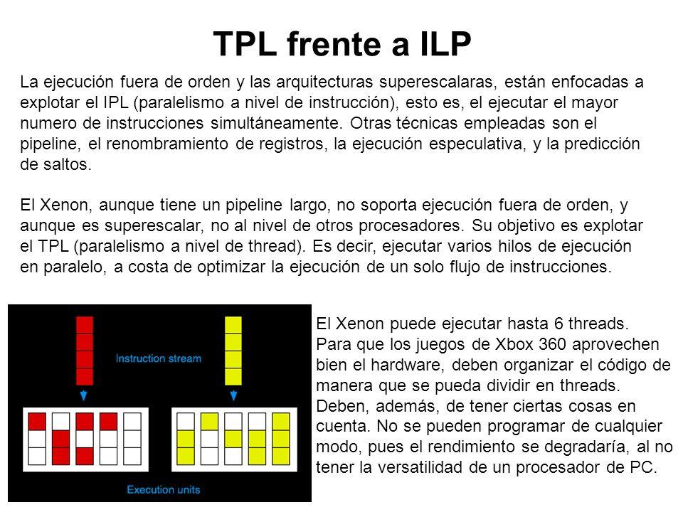 TPL frente a ILP