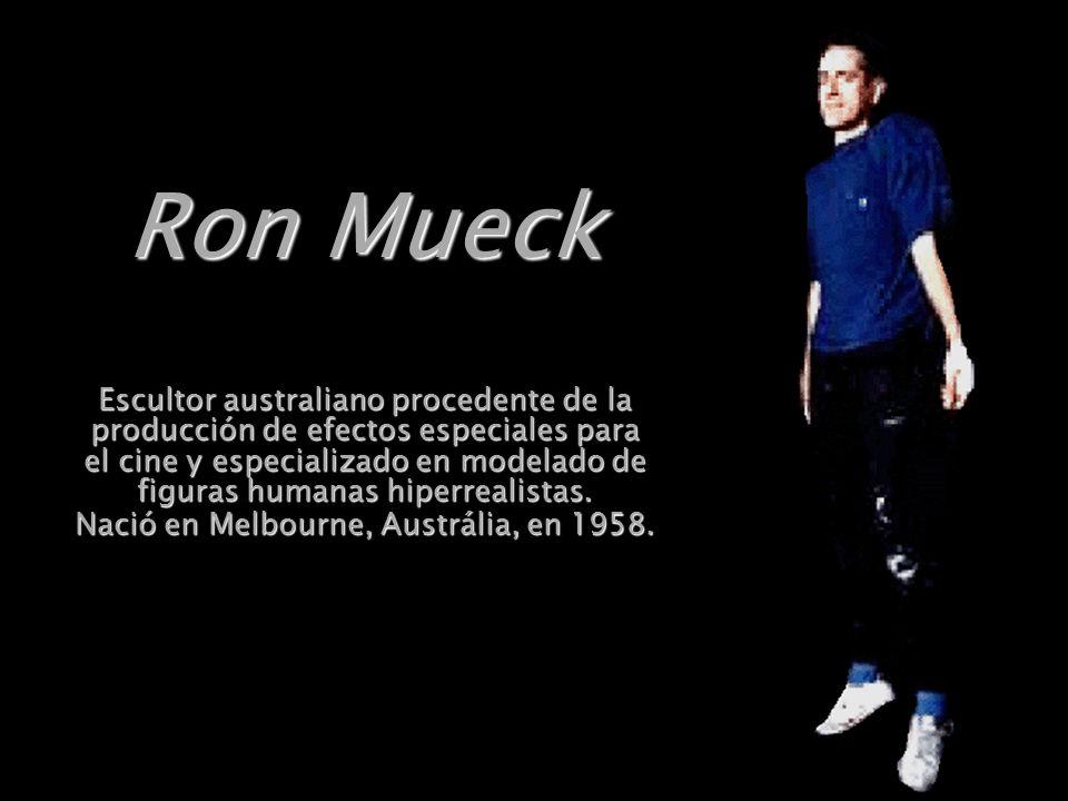 Nació en Melbourne, Austrália, en 1958.