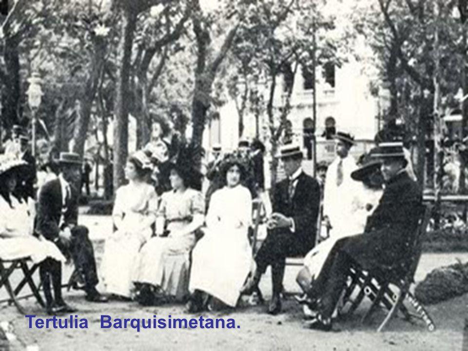 Tertulia Barquisimetana.