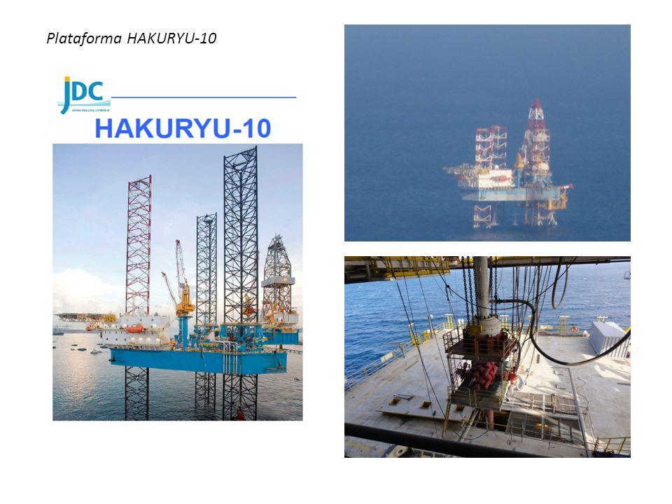 Plataforma HAKURYU-10