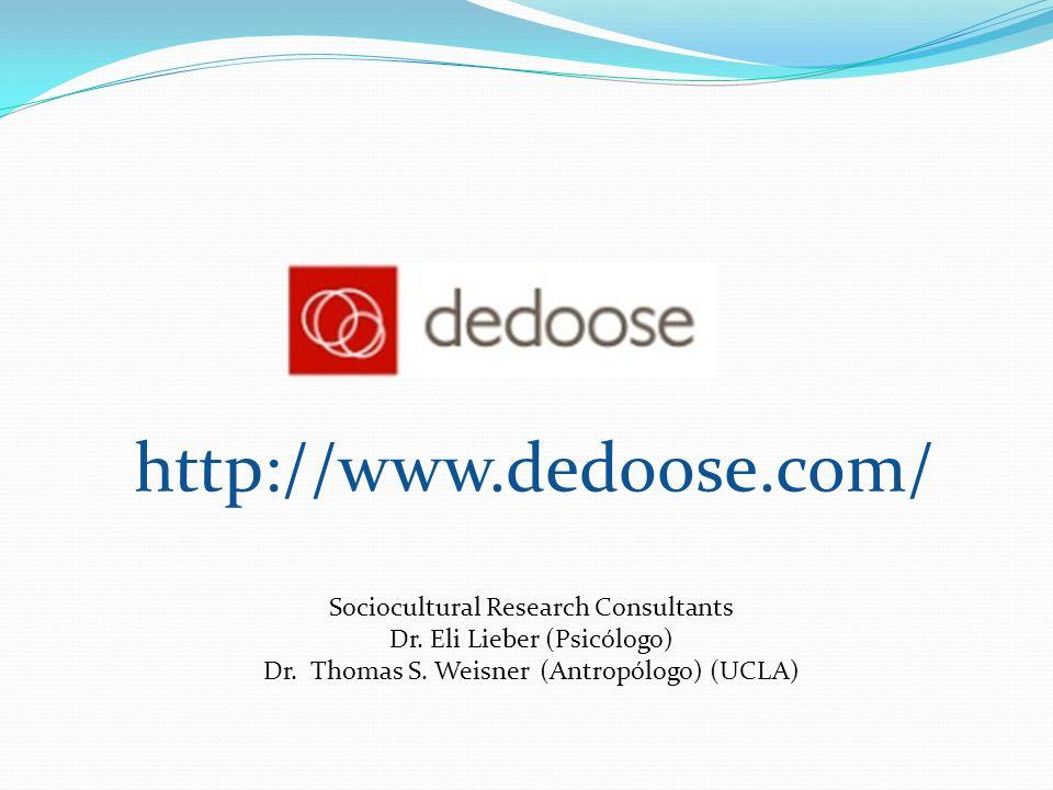 http://www.dedoose.com/ Sociocultural Research Consultants