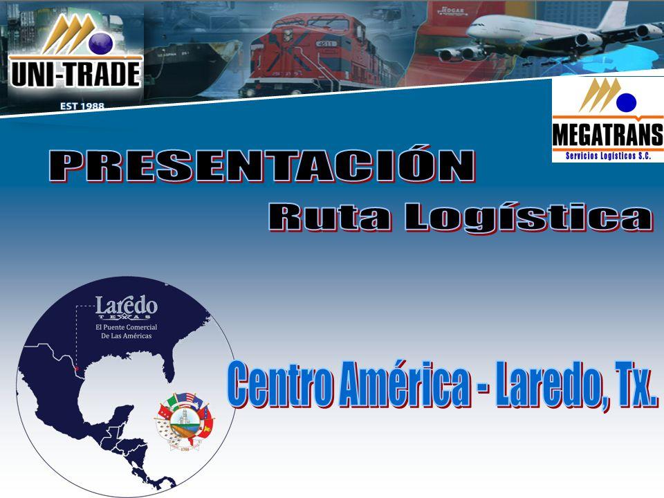 Centro América - Laredo, Tx.