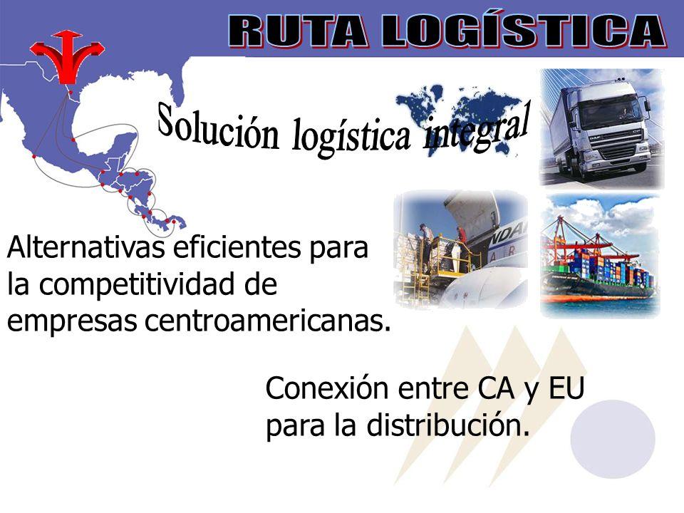 Solución logística integral