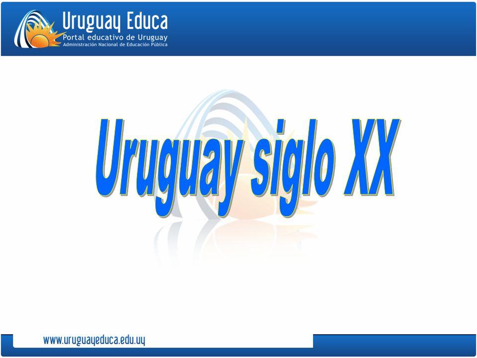 Uruguay siglo XX