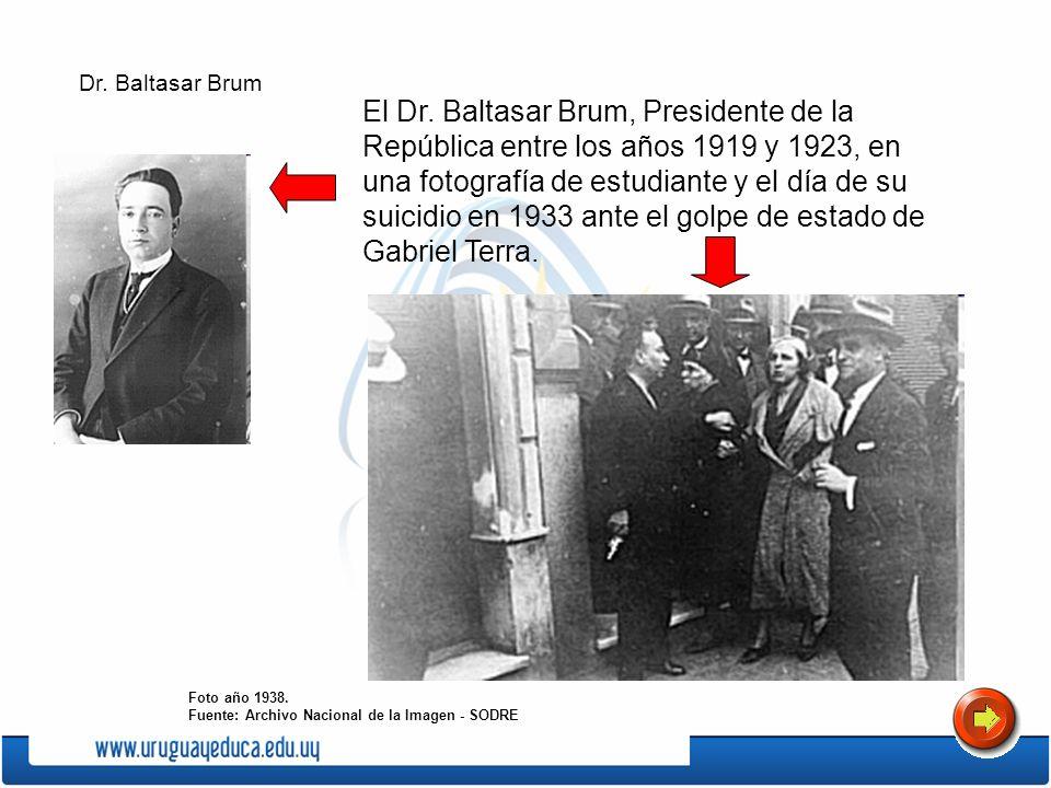 Dr. Baltasar Brum